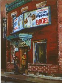 Fairmount Bagel Shop